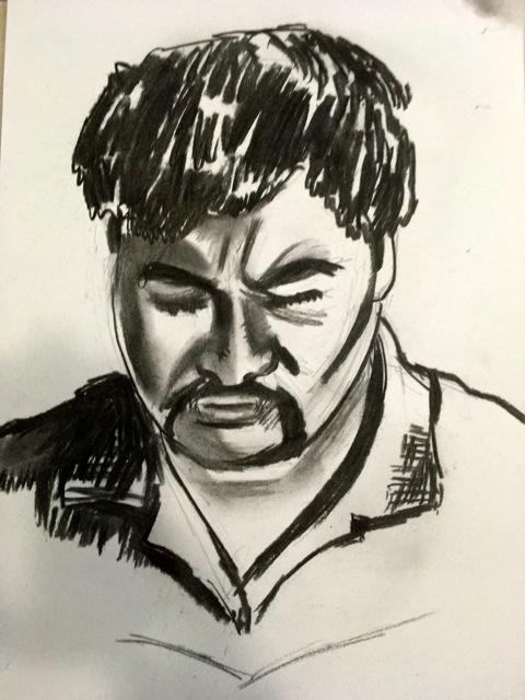 Portrait of a Mexican Artist in Oaxaca, 2017
