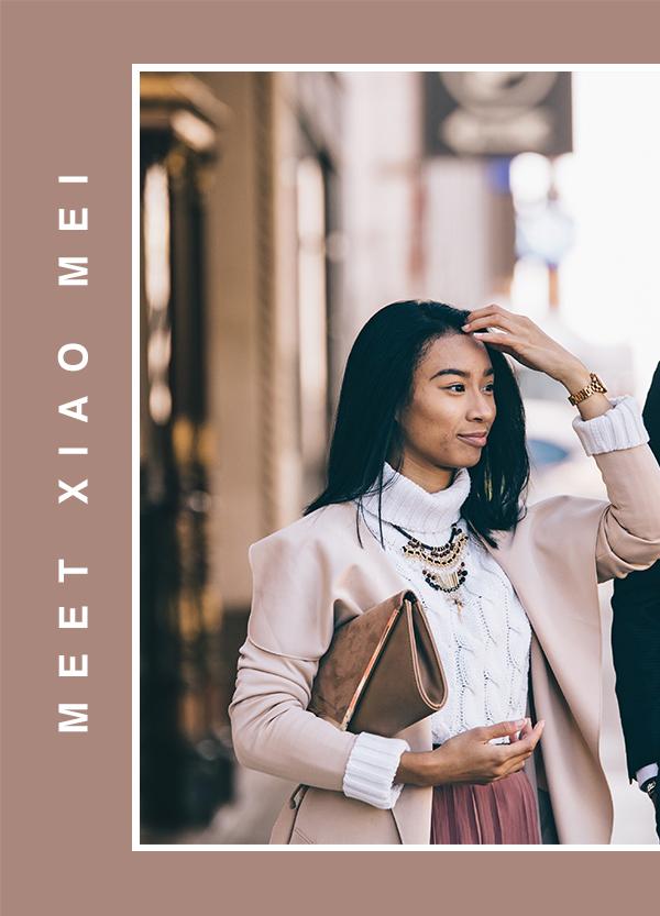 Meet Xiao Mei