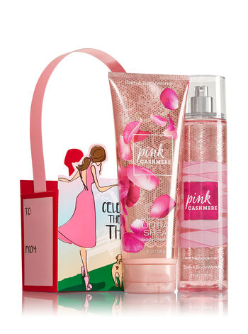 SMELLY GOODS - PINK CASHMERE - BATH & BODY WORKS