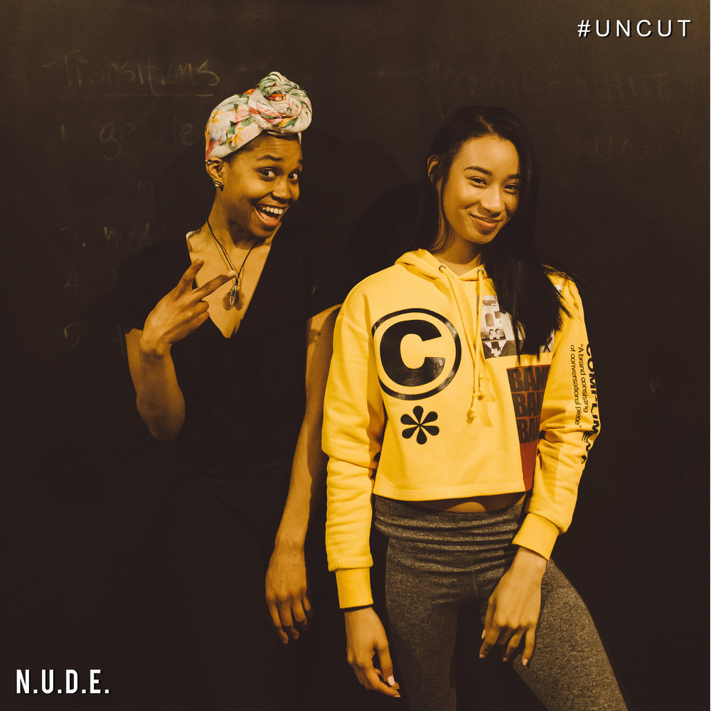 The N.U.D.E. Blog | Uncut | Jenai