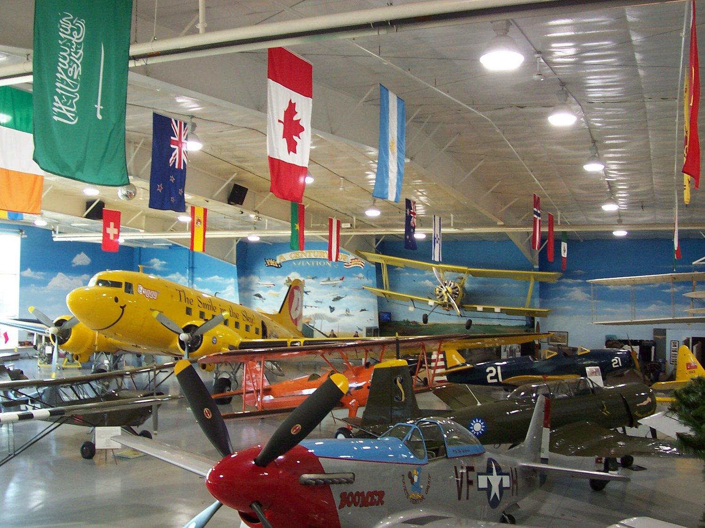 Aviation Camp — Fargo Air Museum