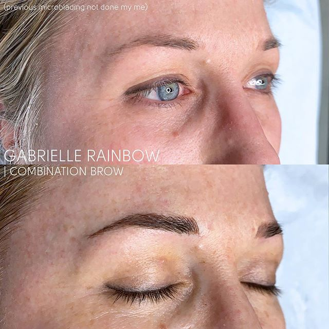Building on her brows, thinner brows are fun too! 💁🏼‍♀️⛩ @thetattoodojo 💥Atlanta booking : May 💉Intro to microblading next class : September 💋Advanced lip blush class : July💄 — #cosmetictattoo #tattoo #permanentmakeup #cosmetictattooing #brows #lipblush #liptattoo #permanenteyebrows #micropigmentation #eyebrows #eyebrowsonfleek #eyebrowfeathering #cosmetic #permanentmakeup #tattooedfreckles #freckletattoo #torontobrows #atlantaeyebrows #atlantamicroblading #atlmicroblading #atlbrows #twinpeonies #featherblendbrows