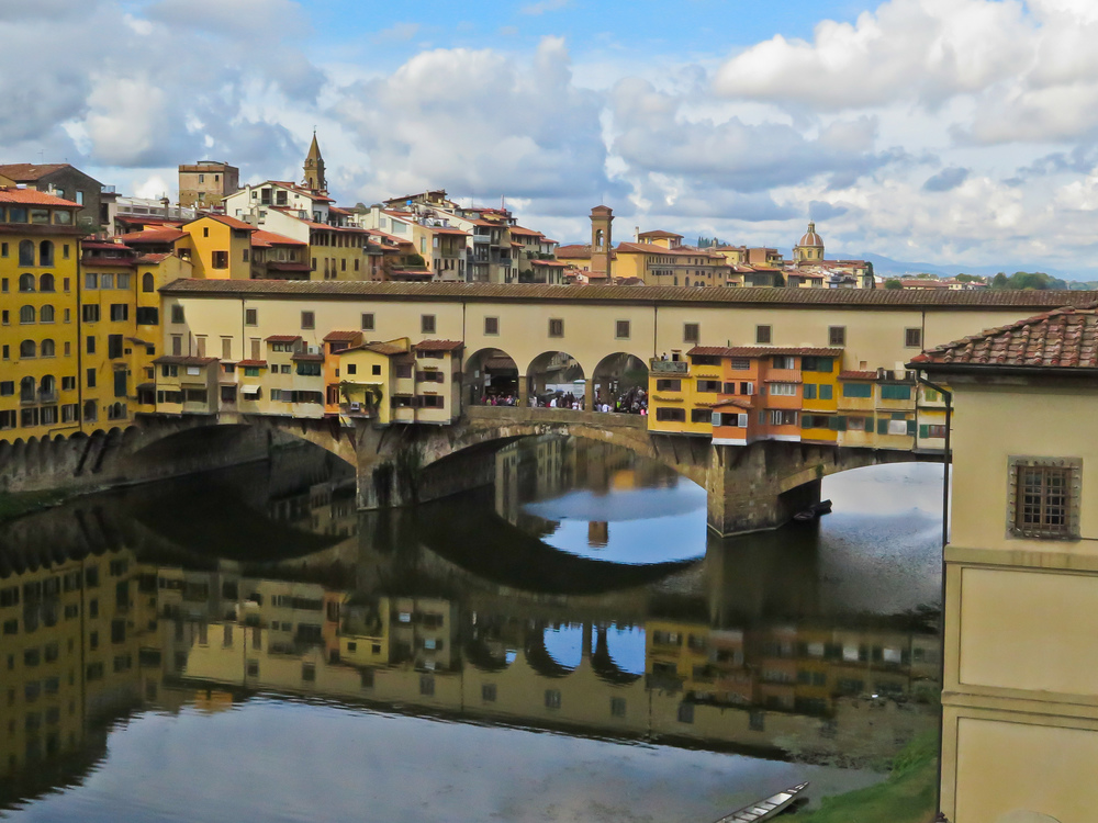 Ponte Vecchio | Florence, Italy