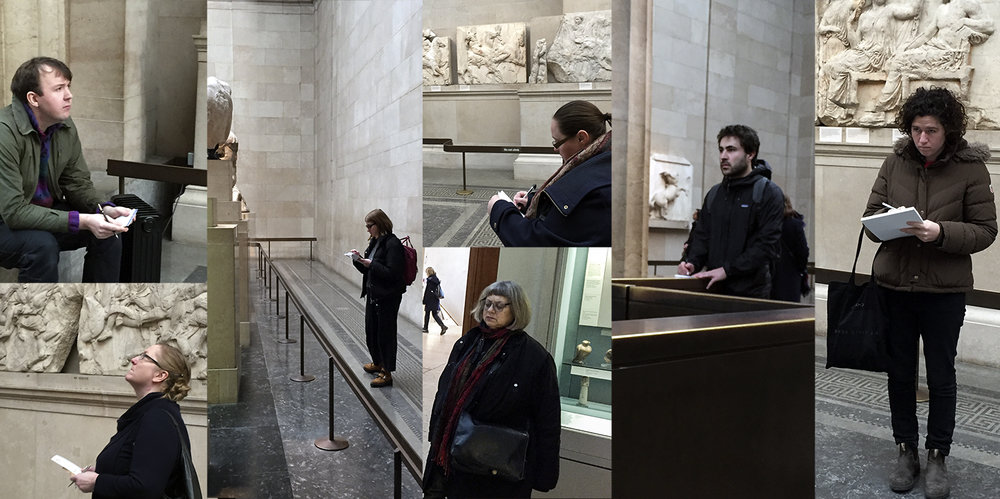 Session 1: British Museum
