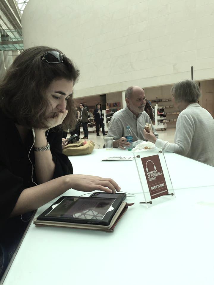 Ethnomusicologist Meri Kytö visits the Museum inside the British Museum