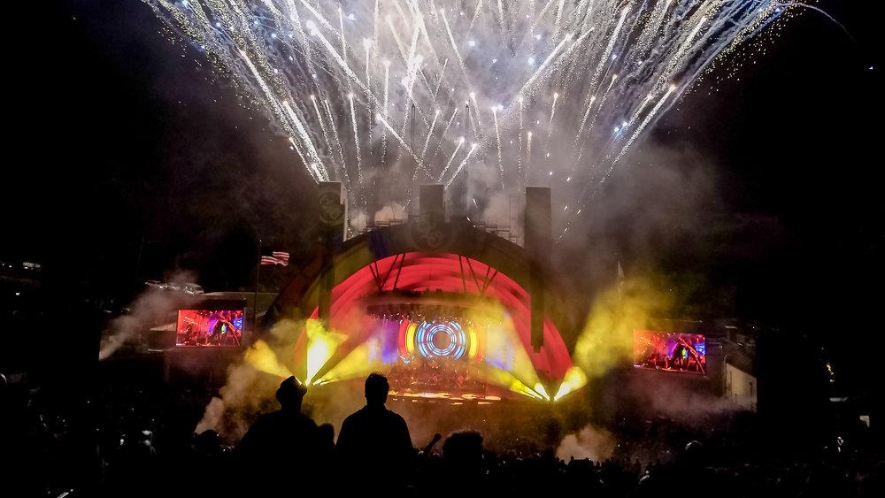 Jeff Lynne's ELO, Hollywood Bowl, 9/10/16