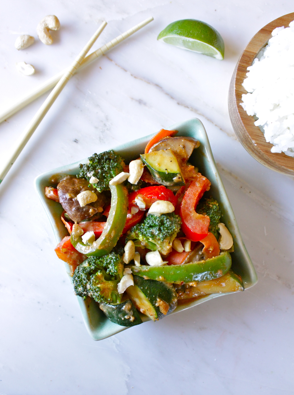 thai veg with spicy peanut sauce_10.JPG