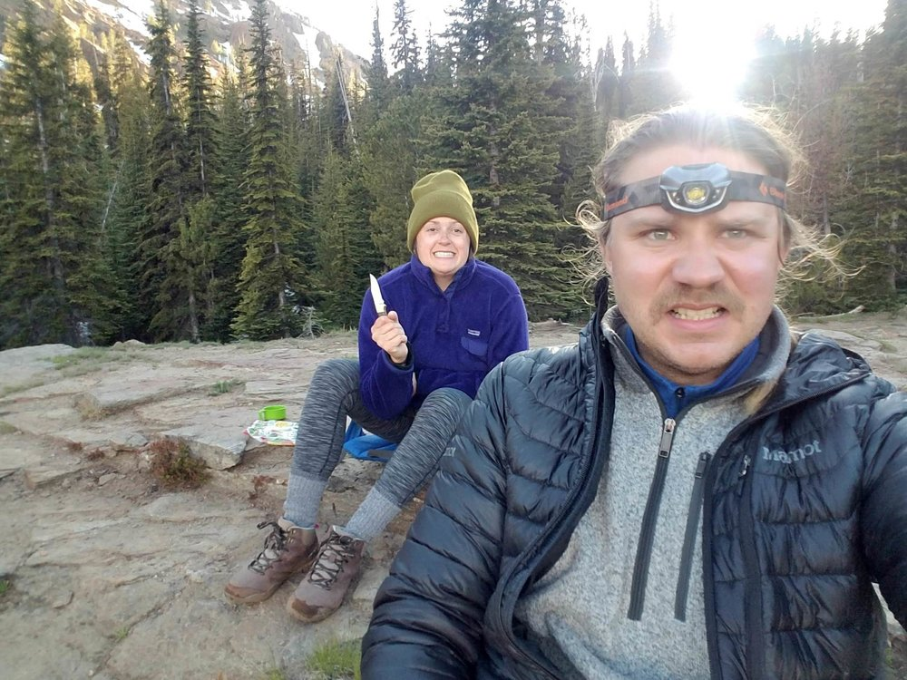 wilderness people.