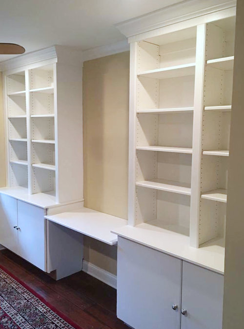 in wrap shelving corner shelves this the urban custom homecraft bookcase bookcases bookshelves of ins nyc built brooklyn hallway