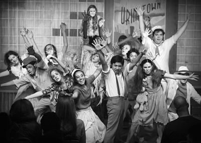 Urinetown from Fall 2015