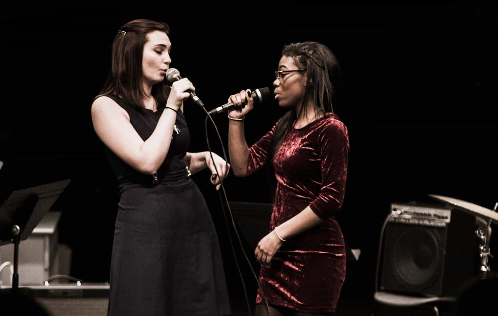 Vocal Jazz Showcase 2015