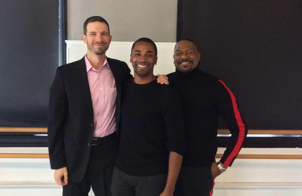 Jason Patera, Craig Hall, and Randy Duncan