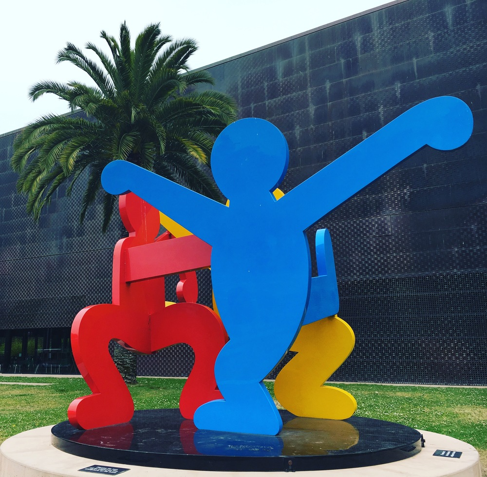 Golden Gate Park_De Young Museum_Keith Haring-2.jpg