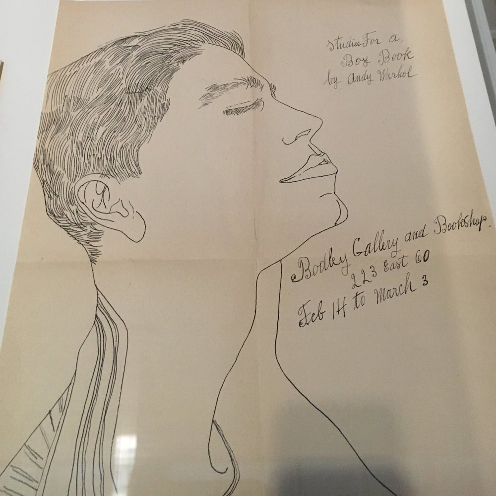 Studies-for-a-boy-book_Andy-Warhol_Portland-Art-Museum
