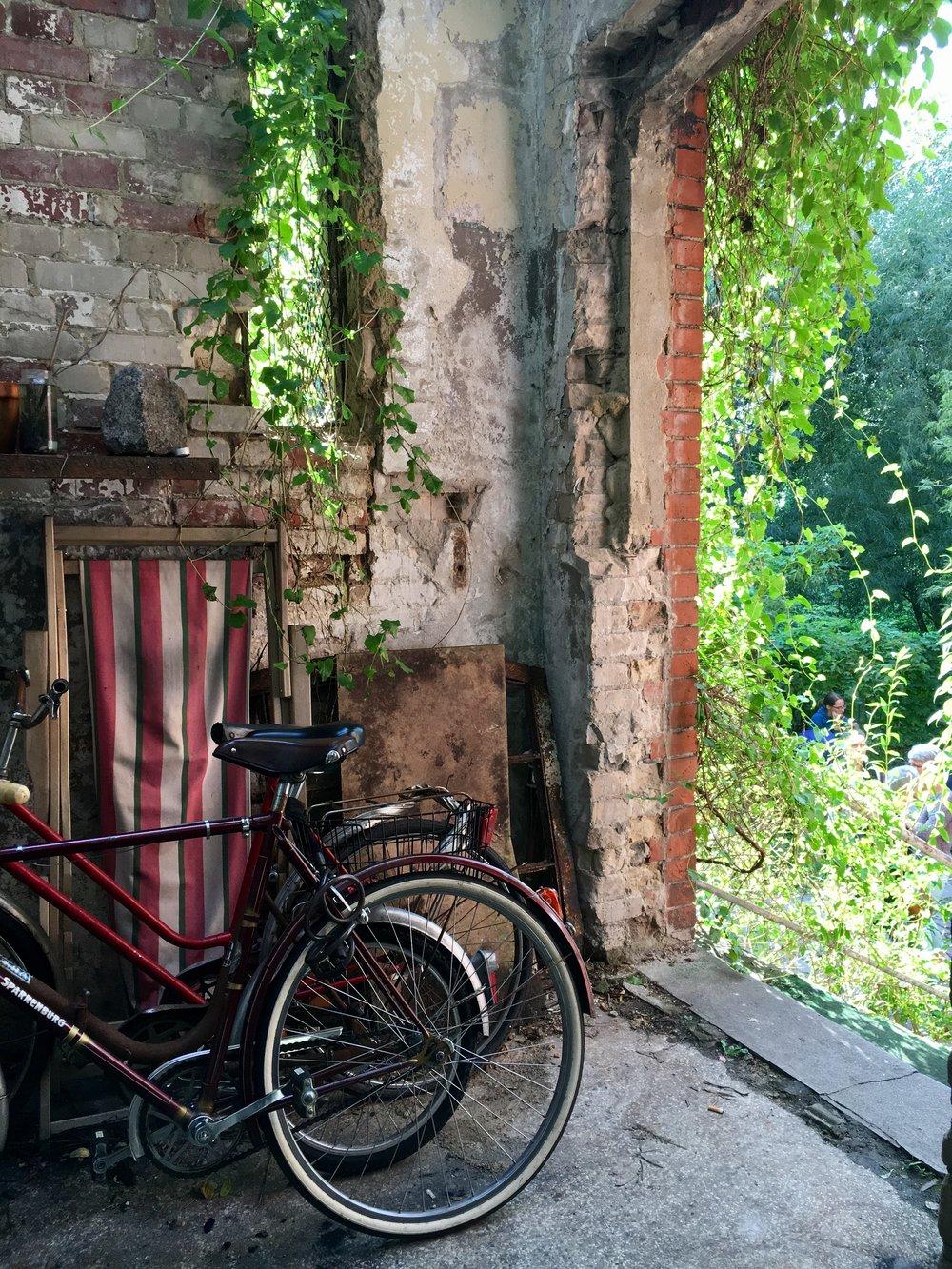 Berlin-Pankeufer-Flohmarkt-Bicycles