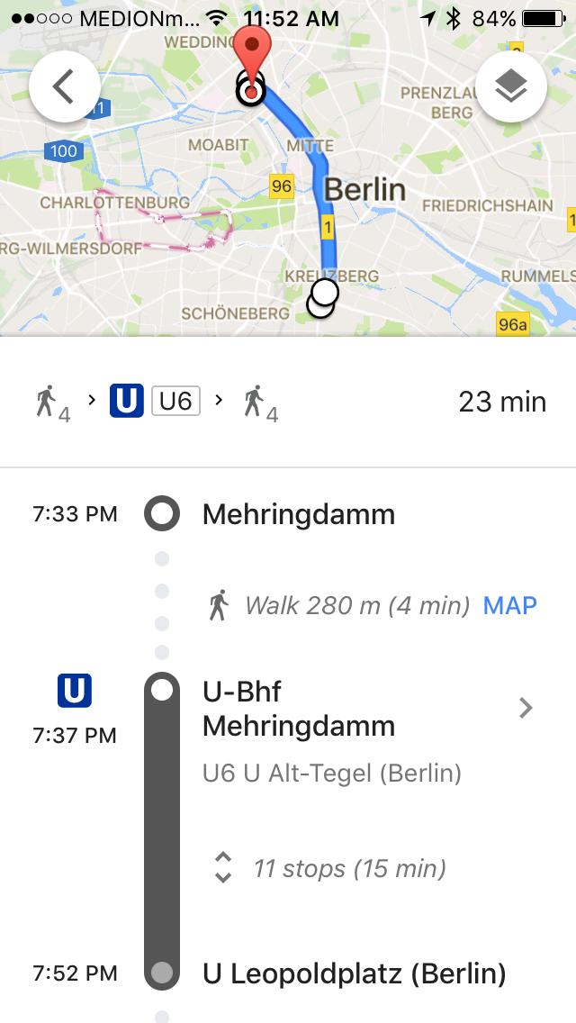 Google-Maps-App_Screenshot-1