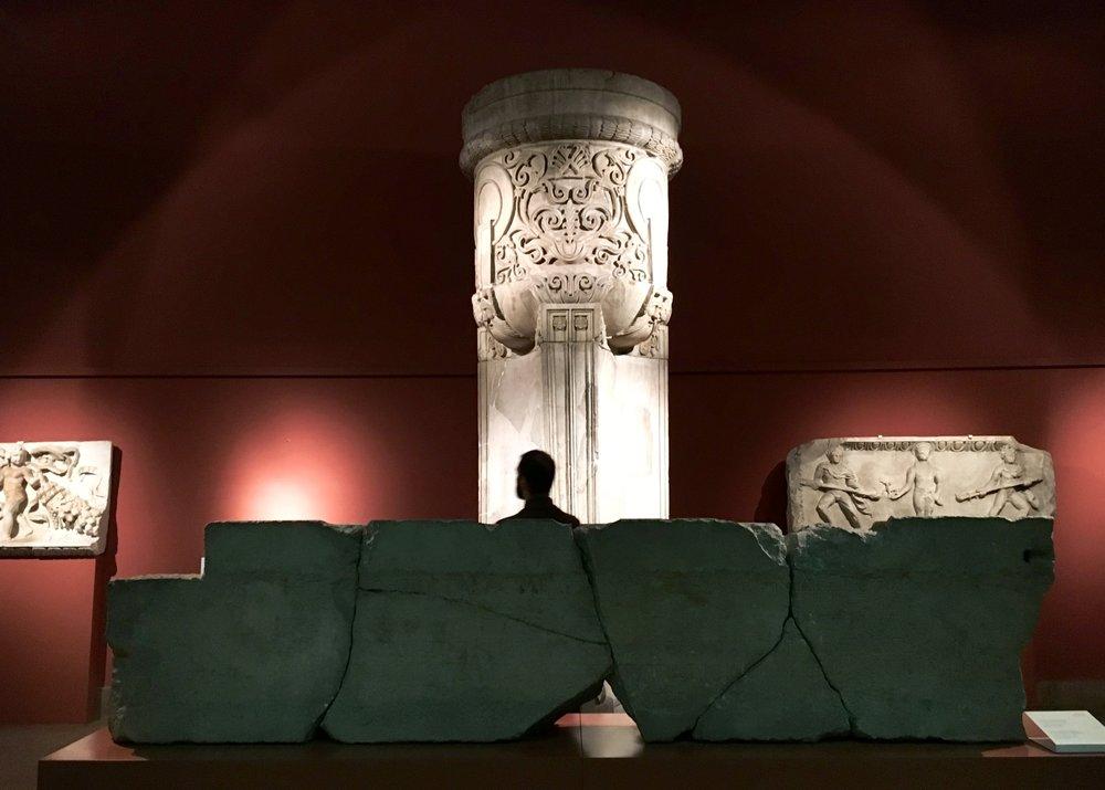 Pergamon-Museum_Miletus-Column-details