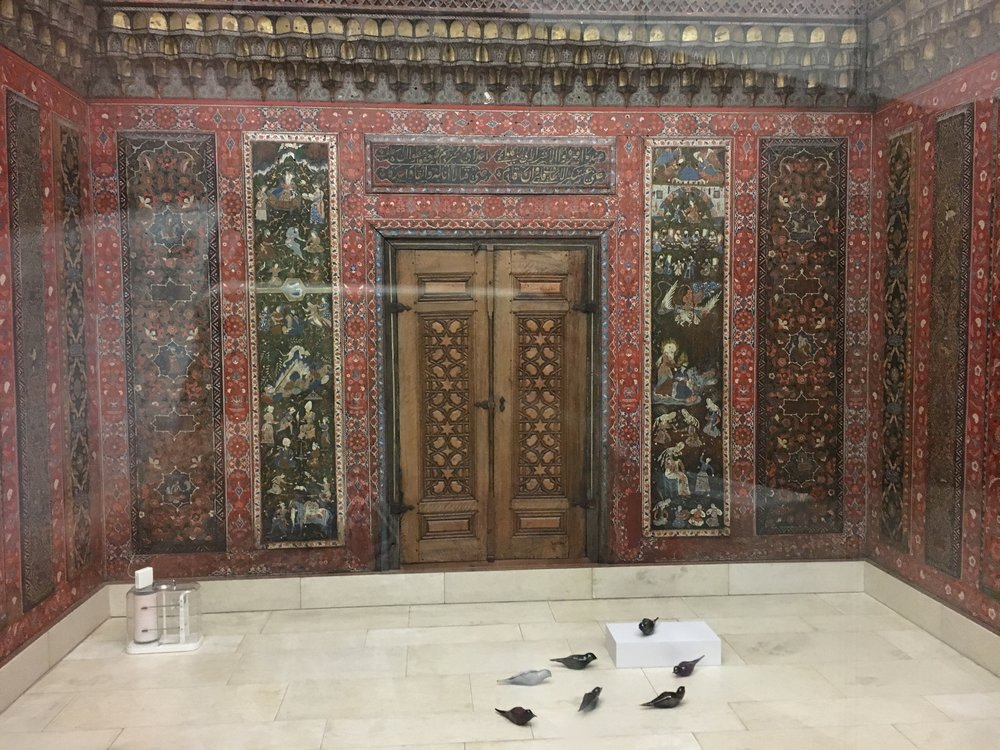 Pergamon-Museum_Museum-for-Islamic-Art_Aleppo-Room2