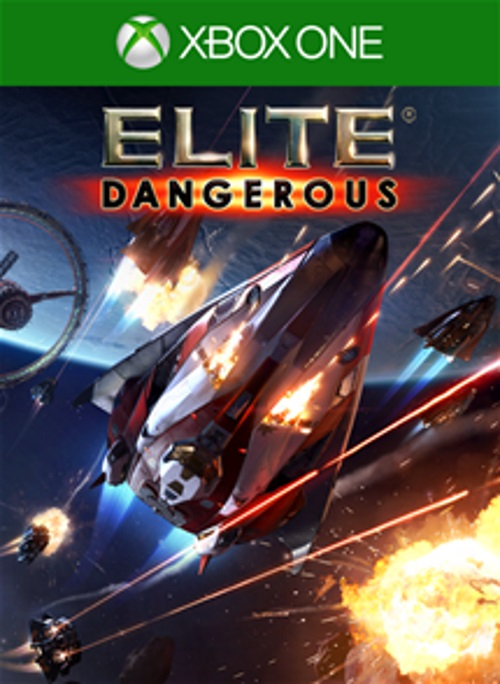 Xbox One Review: Elite Dangerous