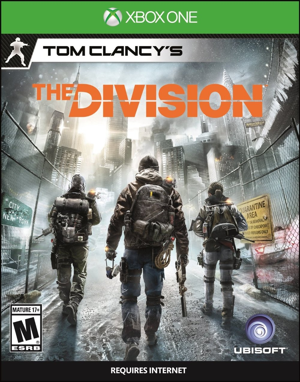 The Division Xbox One Review