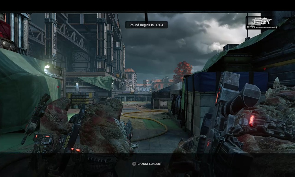 Xbox One Impressions: Gears of War 4 Beta