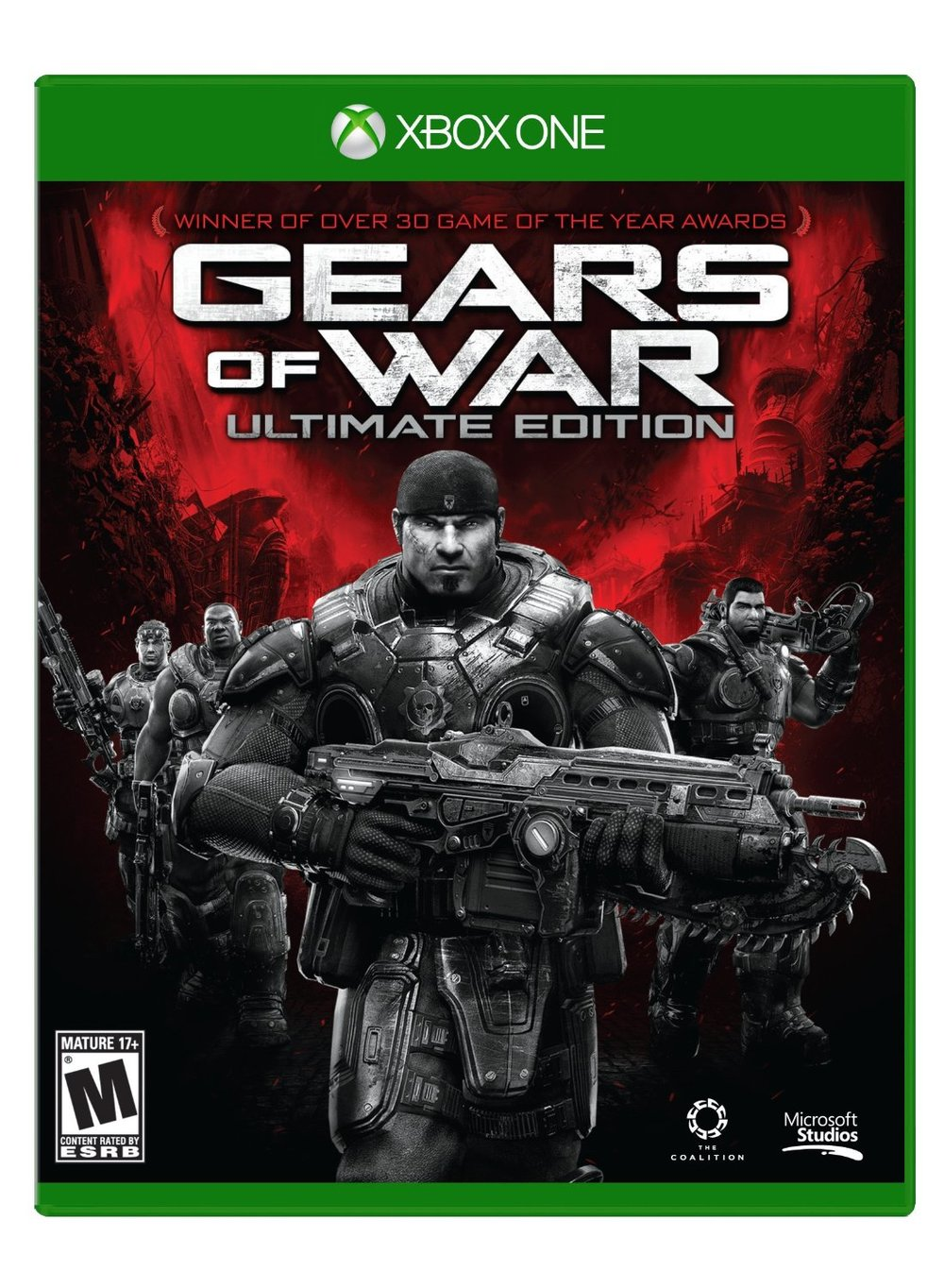 Xbox One Review: Gears of War Ultimate Edition