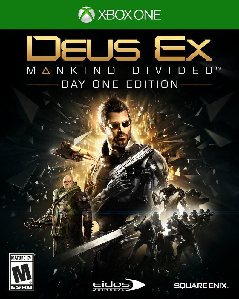 Deus Ex Mankind Divided Review