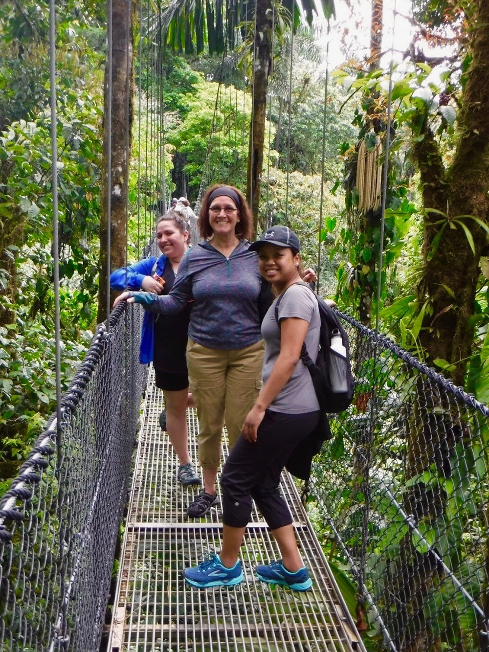 HANGING BRIDGES - Arenal, CR