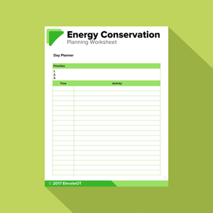 Elevate Ot Energy Conservation Pack