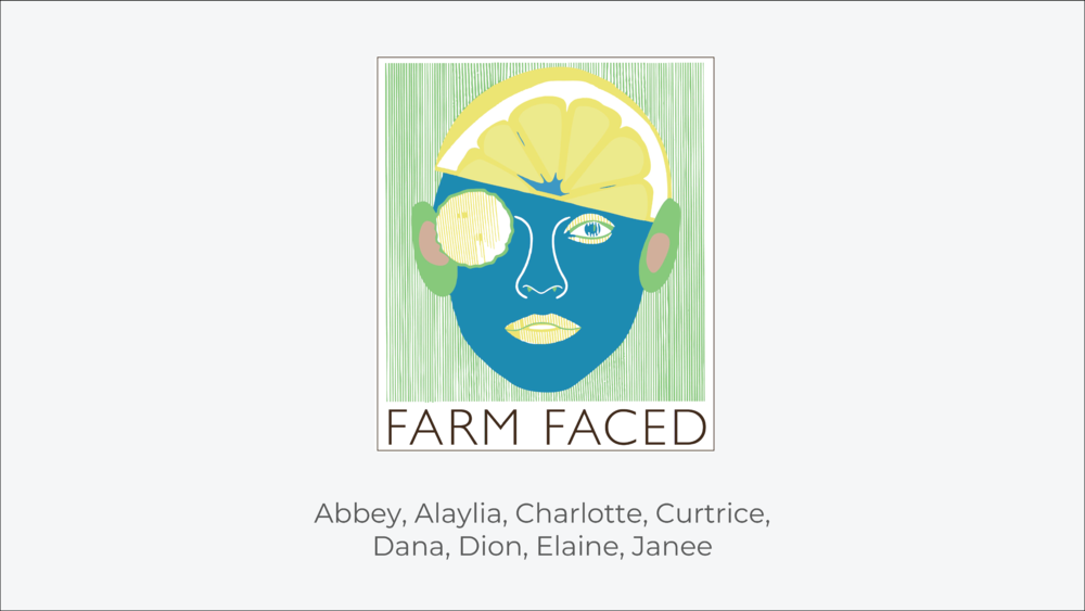Farm Faced   Pitching our Health-Oriented Cosmetics Brand