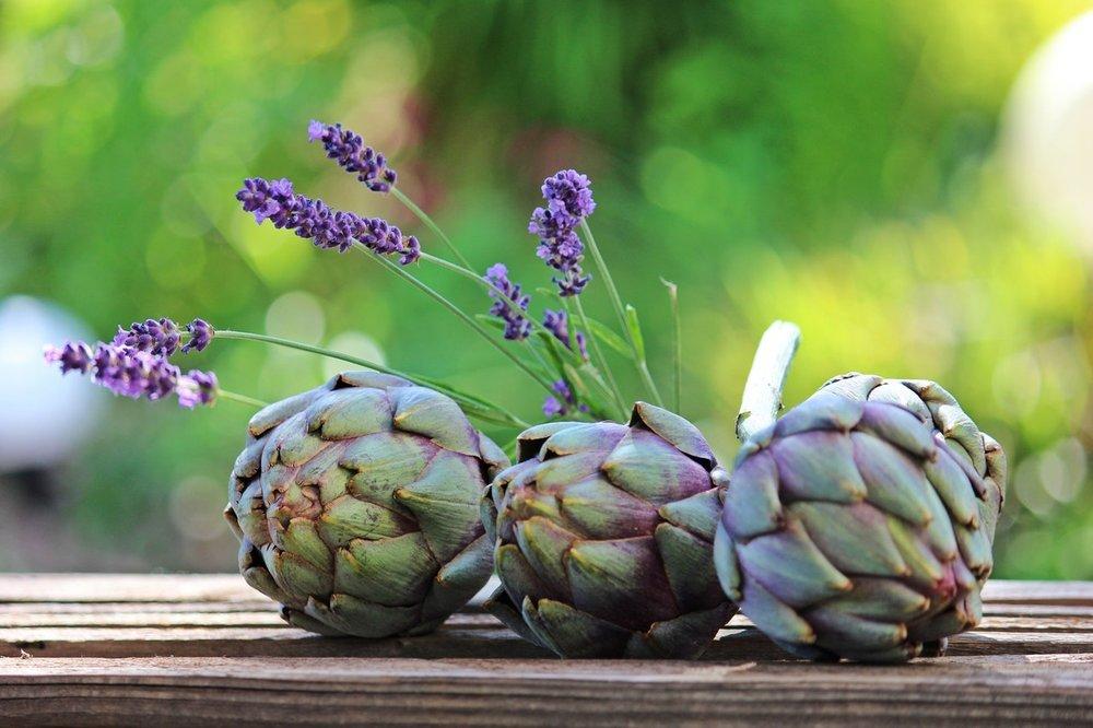 Get to the Heart of the Matter - Artichoke Season