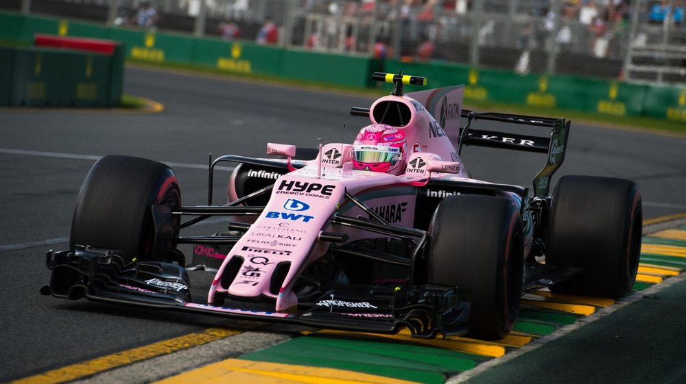 Sahara Force India's new pink car is an exciting addition to the grid in 2017.