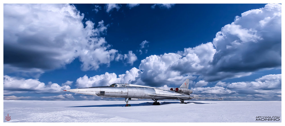 Tupolev Tu-22 Art of Avia Central Air Force Museum Monino