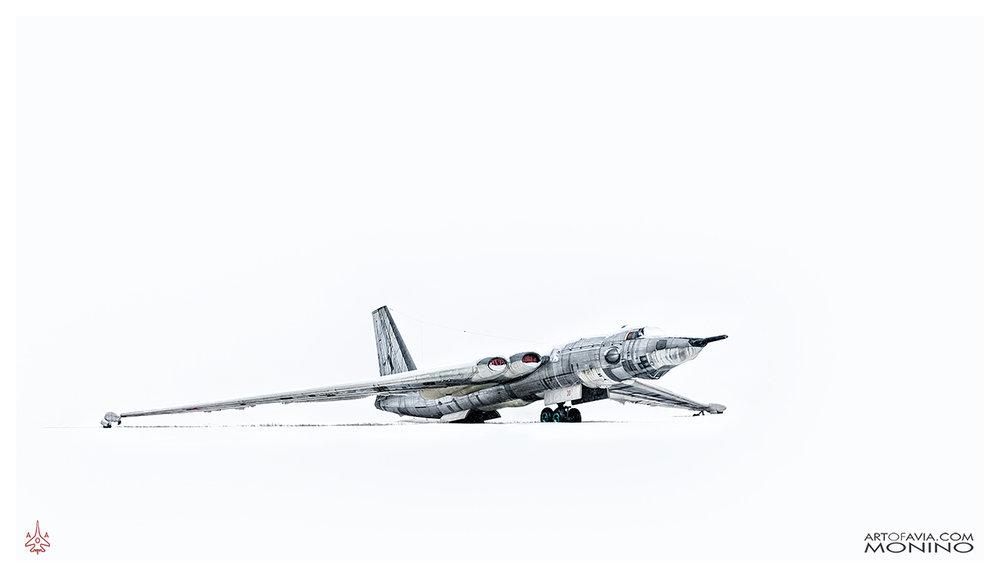 Myasischev 3MD - Art of Avia - Central Air Force Museum - Monino