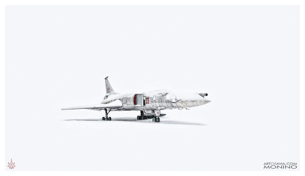 Tupolev Tu-22M-0 - Art of Avia - Central Air Force Museum - Monino