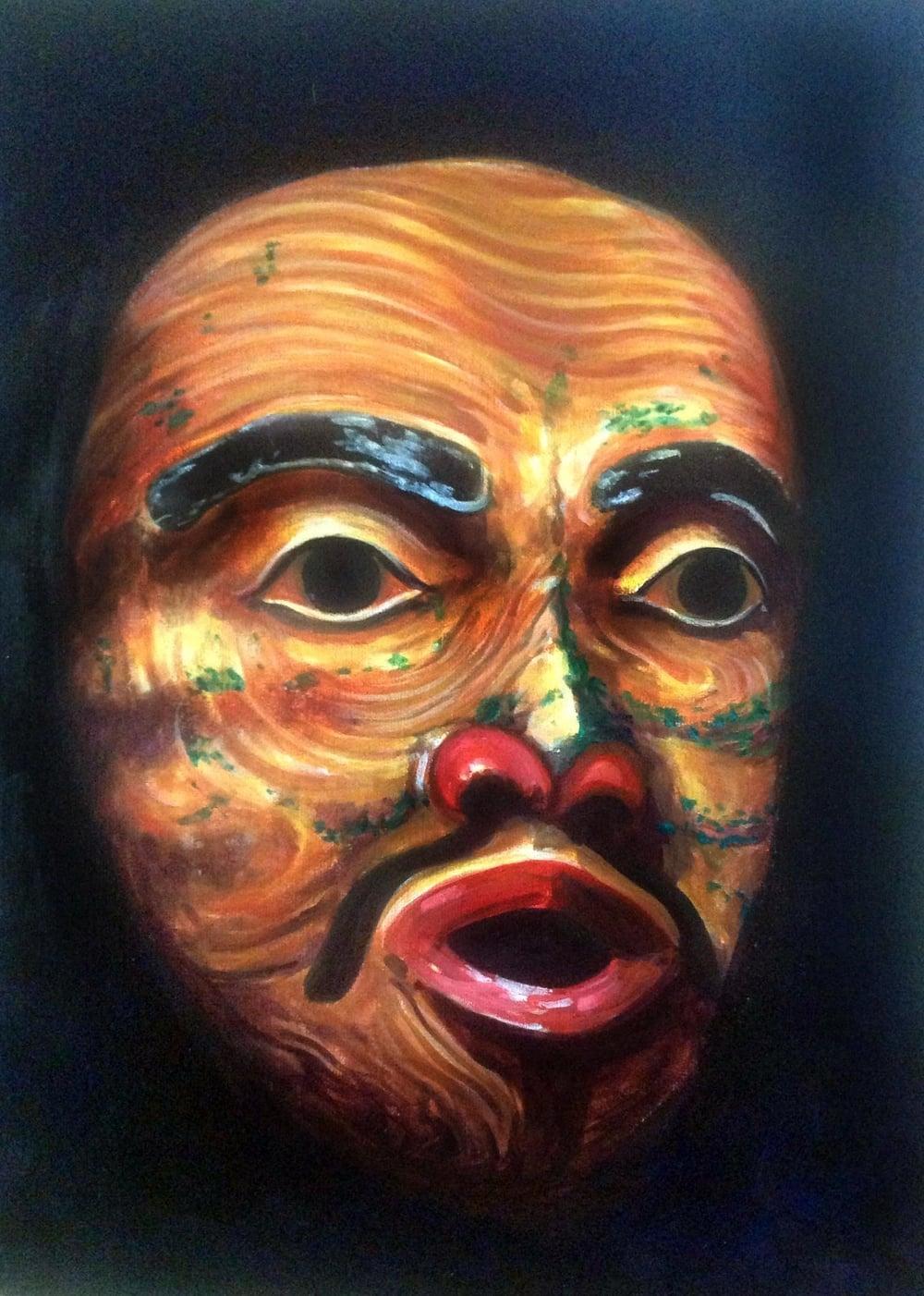 Singing Shaman, Tlingit