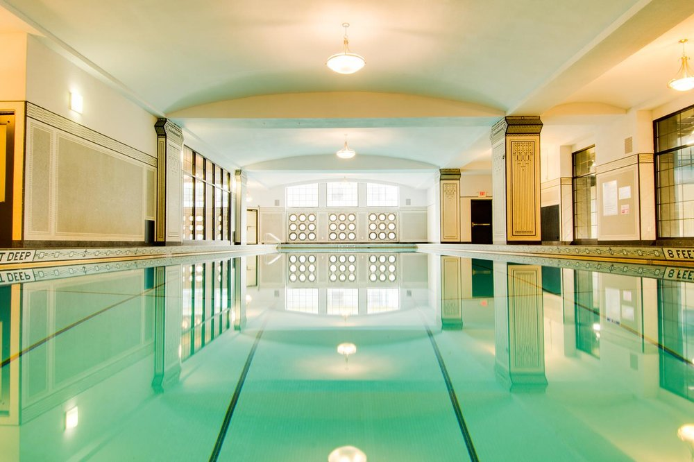pool swim fitness workout executive Saint Paul Minnesota