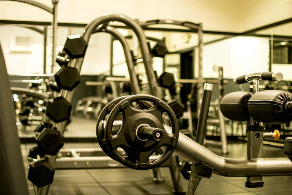 Weight Room & Strength Training -