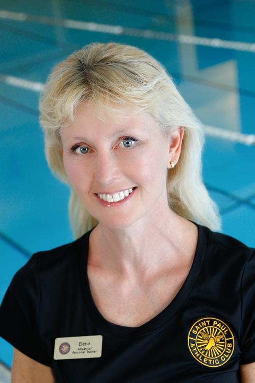 Elena Jacobsen - Aquatics Director