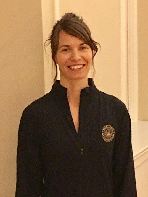 Sarah Baumert - Personal Yoga Trainer