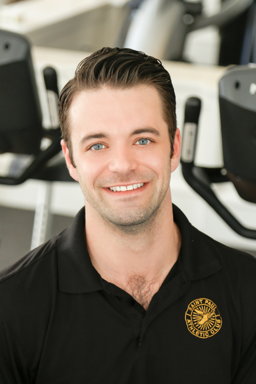 Michael Zuehl Persona Trainer Fitness Saint Paul Athletic Club Minnesota Downtown