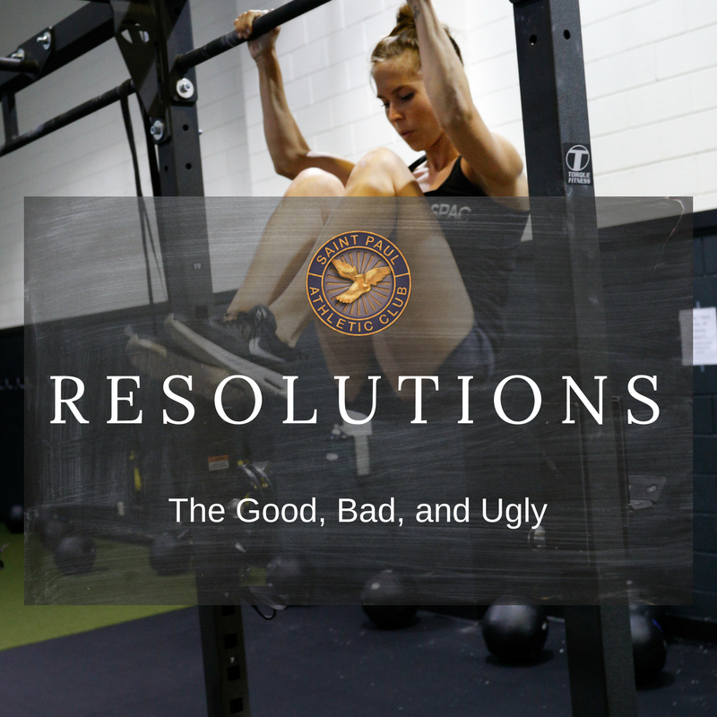 Resolutions: The Good, Bad, and Ugly