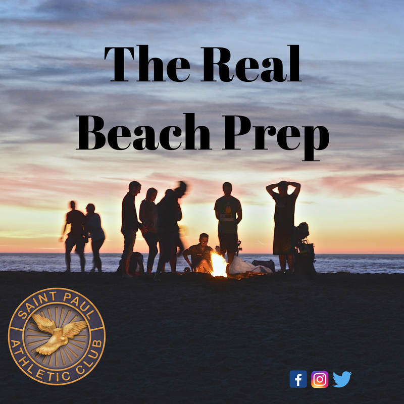 The Real Beach Prep