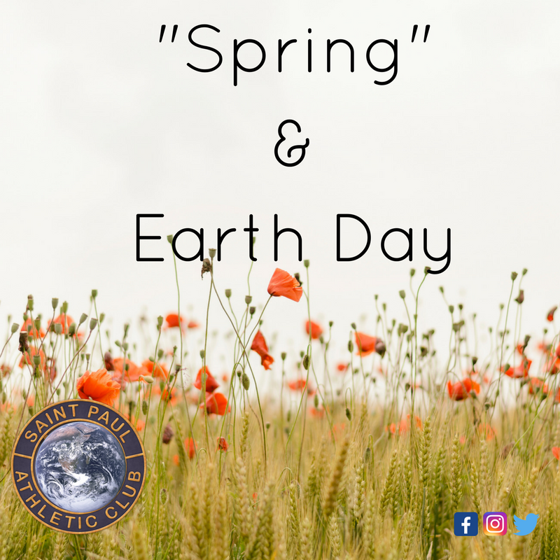 Spring and Earth Day