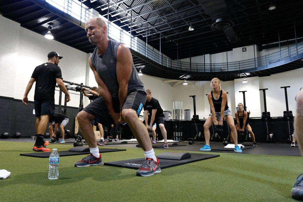 Saturday Sweat Fusion