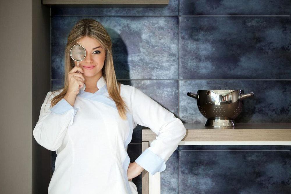 Chef Catherine Lemoine - Venezuelan born, celebrity chef and TV personality.