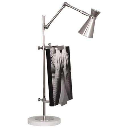 Adjustable Easle Lamp ShadesofLight on Meridian Abbey