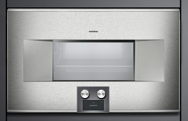 Gaggenau Combi Steam Oven on Meridian Abbey