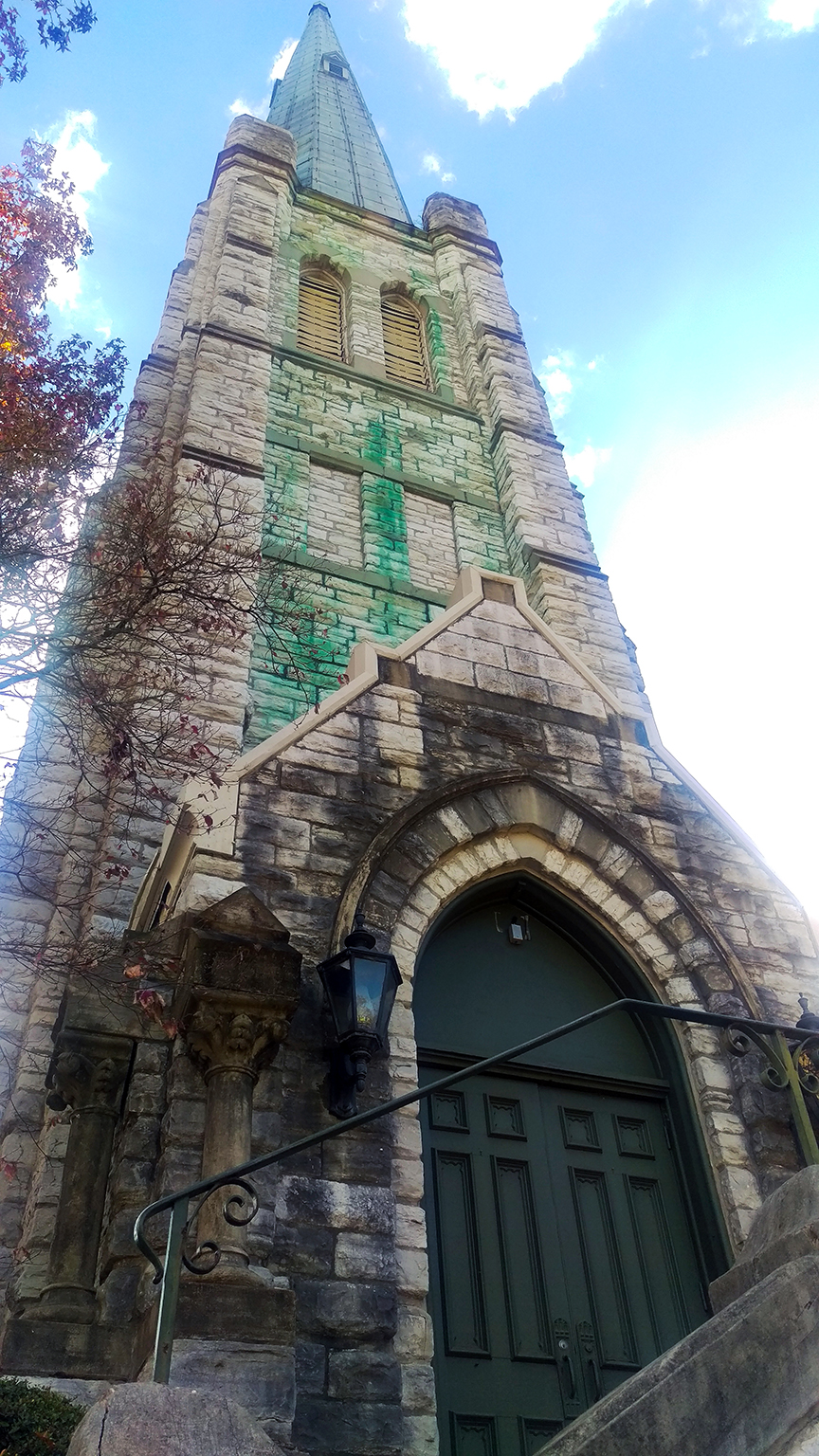 First Methodist Episcopal Chuch, Chattanooga - Meridian Abbey