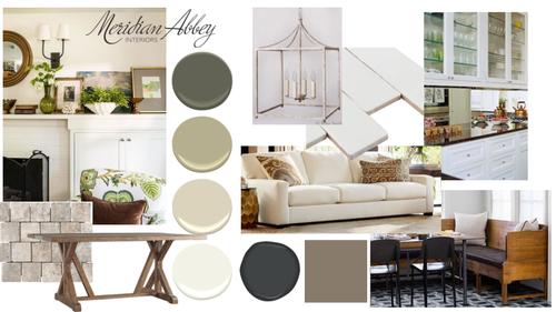 Brecken Ridge Design Concept Meridian Abbey Interior Indianapolis IN